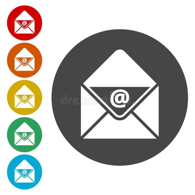 E-mail vector icon, e-mail Icon vector illustration