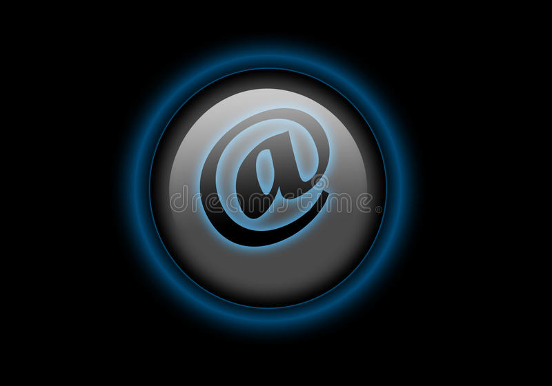 Download E-mail web button stock illustration. Image of email - 17146583