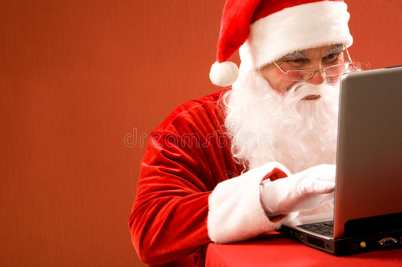 E-mailing Stock Images