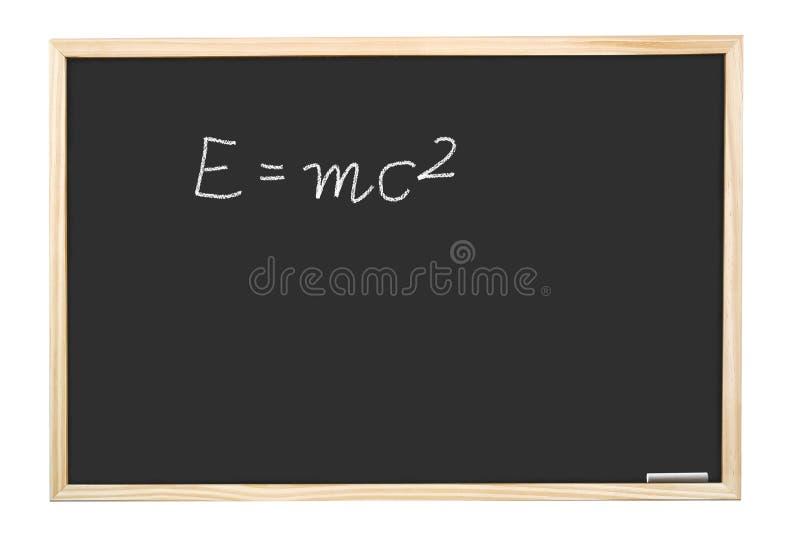 E=mc2 immagine stock libera da diritti