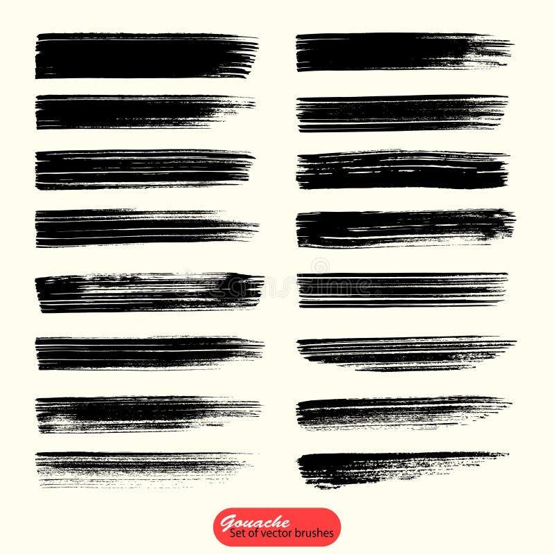 Фон вектора художественный E Monochrome элементы дизайна бесплатная иллюстрация