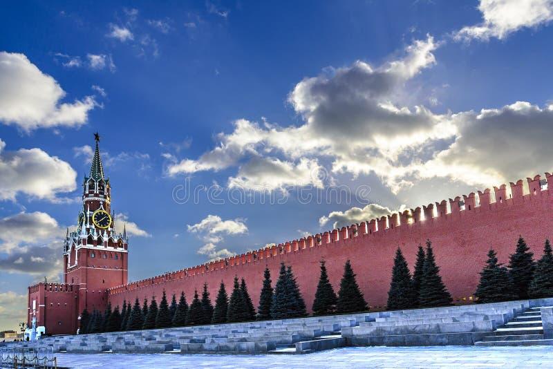 E Moscou, Russie images libres de droits