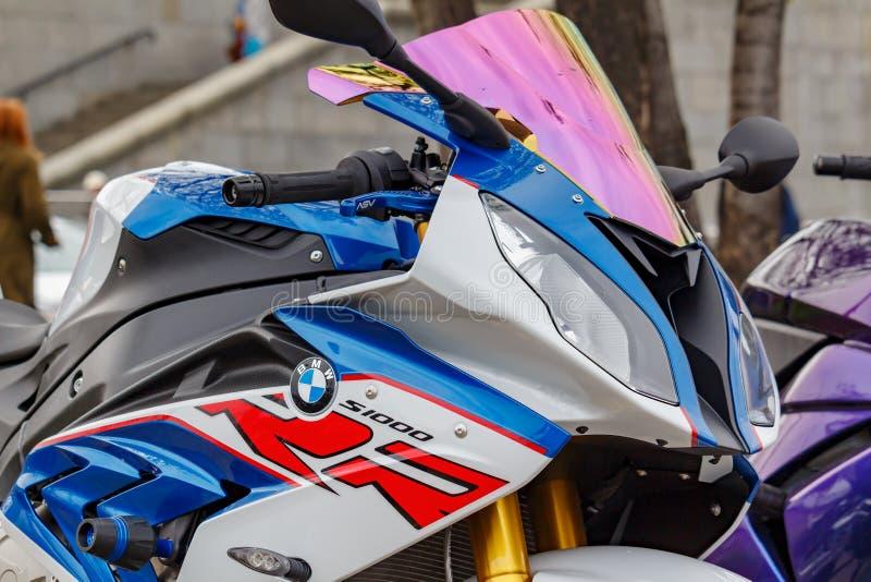 E Moto festival royaltyfri bild