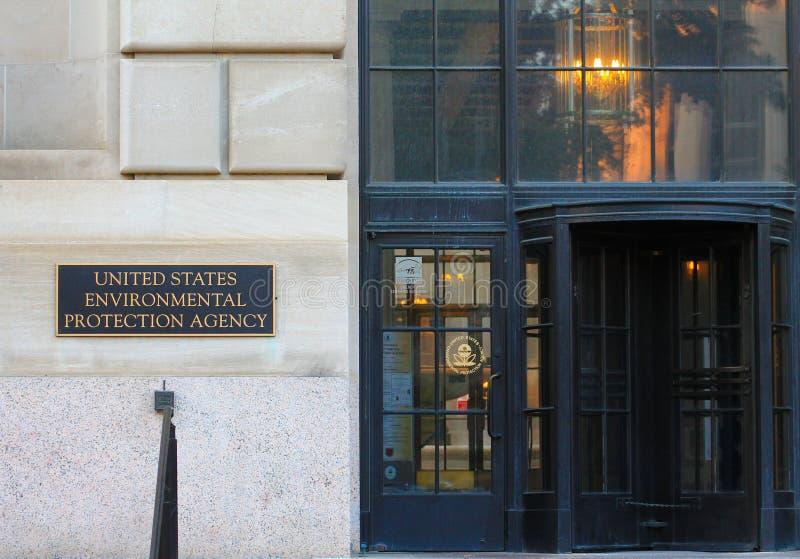 e P A entrada delantera en DC imagen de archivo