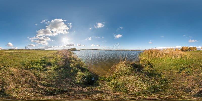 E panorama 360 binnen stock foto