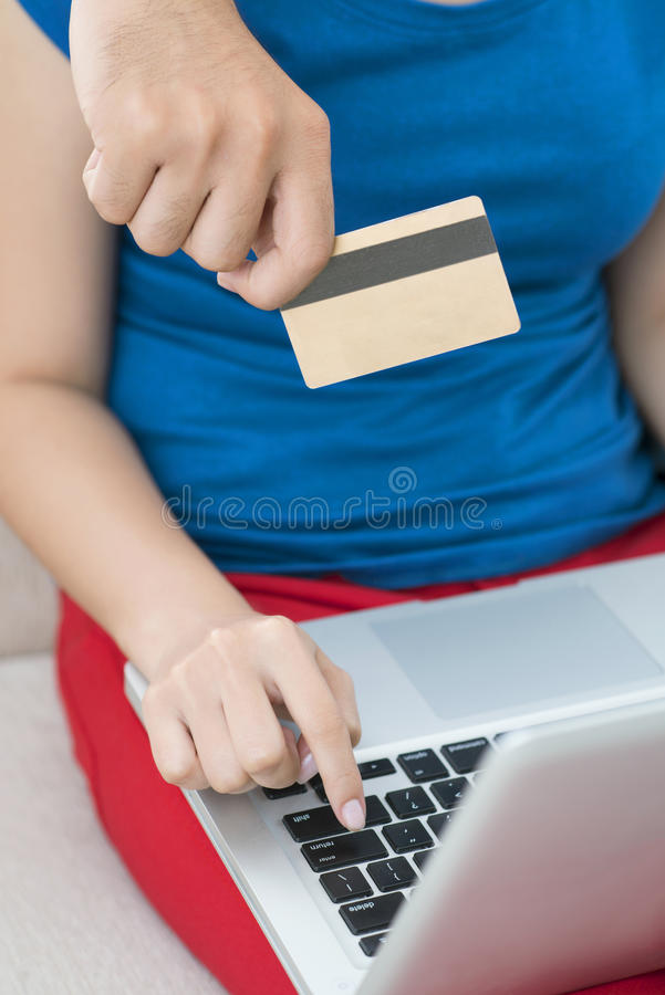 Download E-payment stock image. Image of lifestyle, commerce, up - 28375993