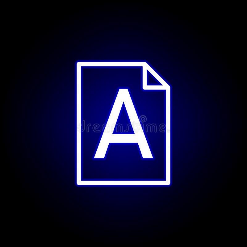 E Peut ?tre employ? pour le Web, logo, l'appli mobile, UI, UX illustration stock