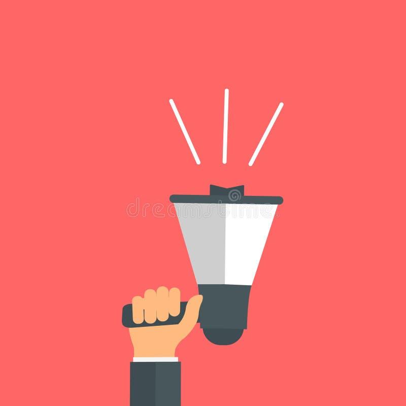 E Plan stil meddelande stock illustrationer