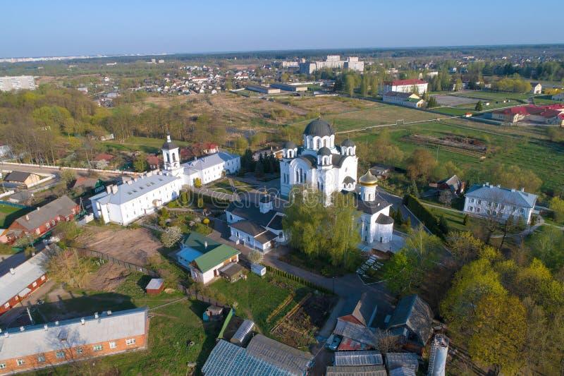 E Polotsk, Bielorr?ssia fotos de stock royalty free