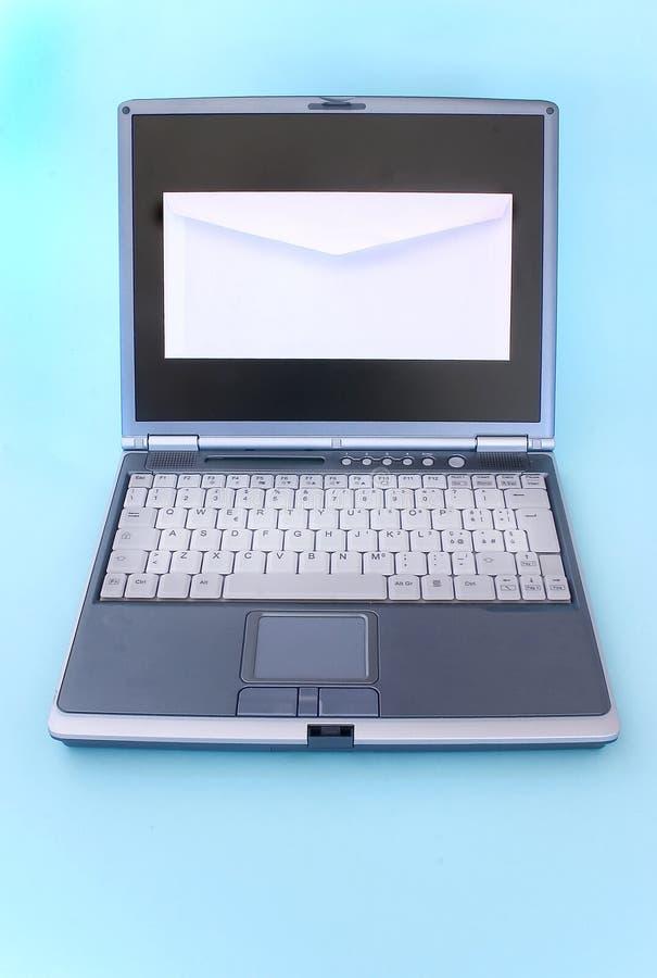 e-post dig arkivfoto