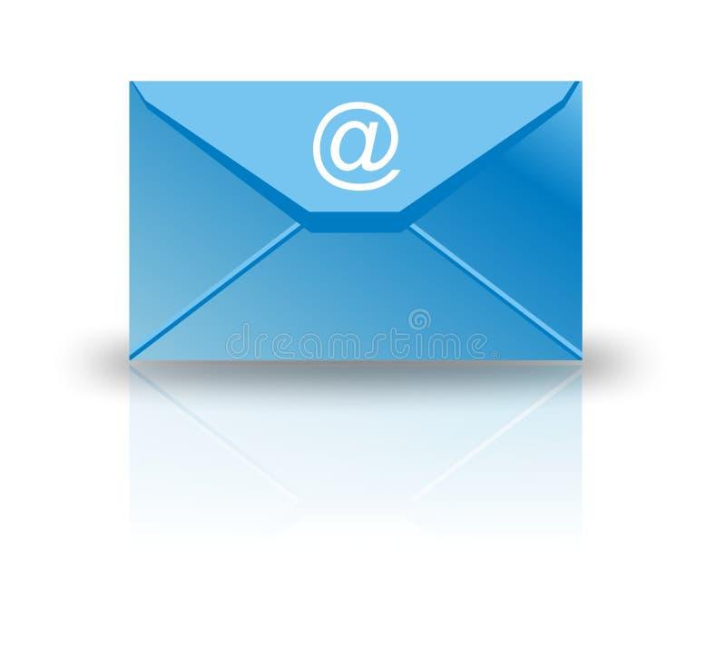 E-posten Packar In Arkivfoto
