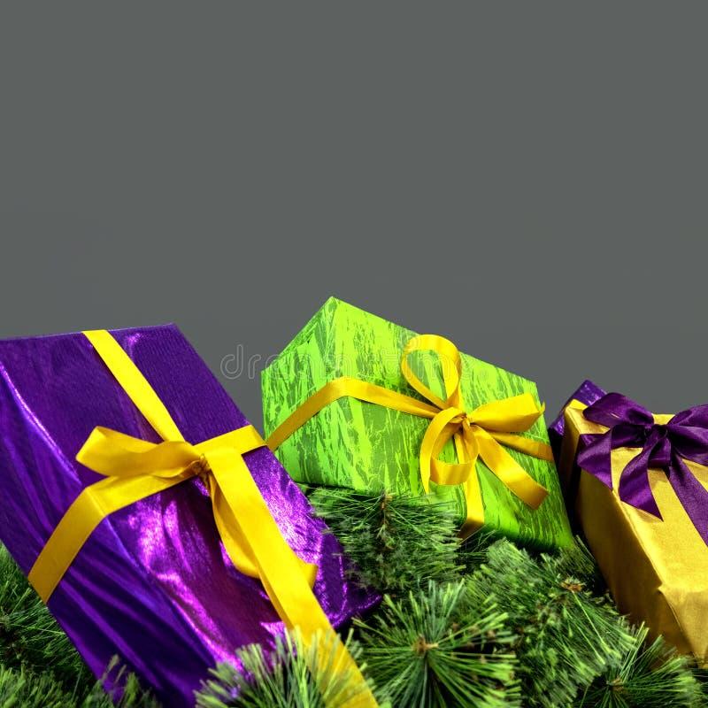 E r Έννοια του νέου έτους, Χριστούγεννα και στοκ φωτογραφία με δικαίωμα ελεύθερης χρήσης