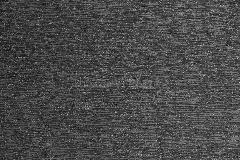 Murs en plâtre de style loft, gris, blanc, vide utilisé comme papier peint Populaire dans le design domestique ou intérieur avec  photos stock
