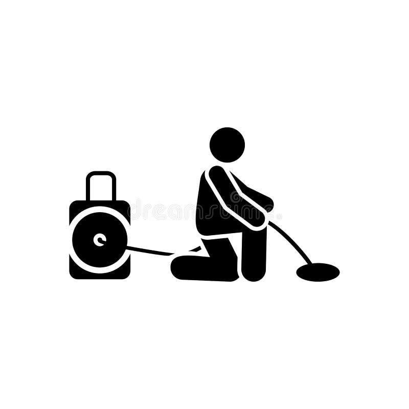 """阻塞,排水管,水管工,男人偶象 """"工作人员元素""""图标 优质图形设计图标 符号和符号集合图标 库存例证"""