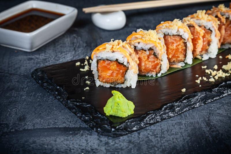 E r Cuisine japonaise photos libres de droits