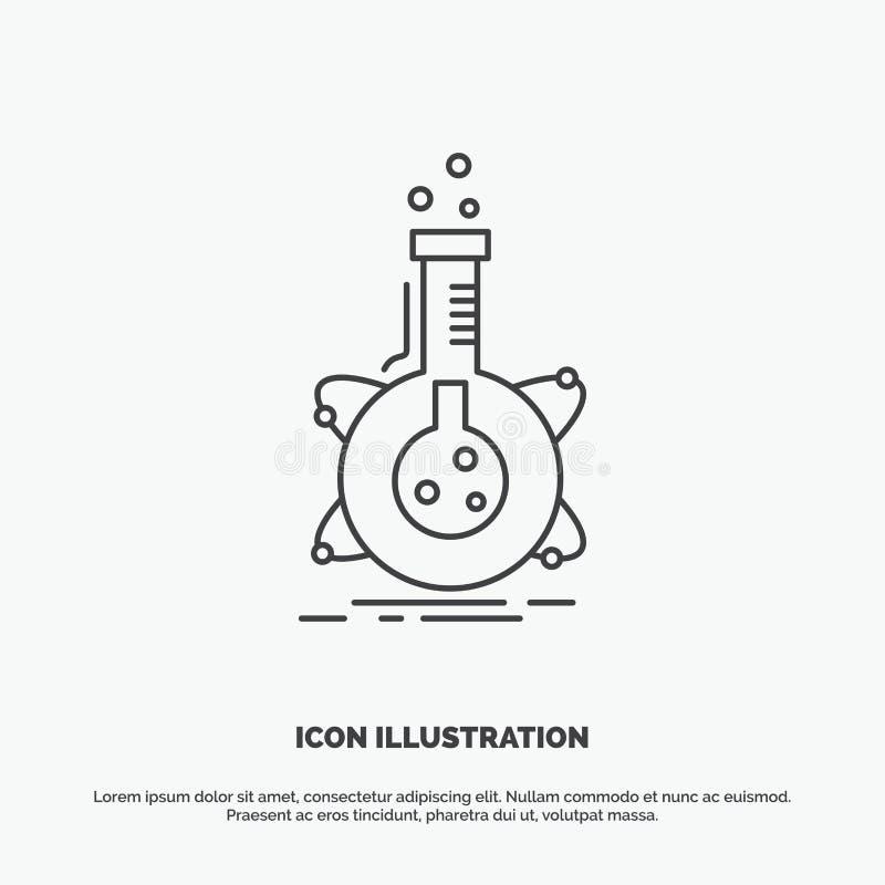 E r illustration stock