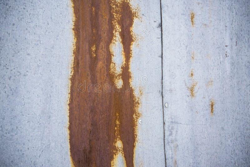 E r Fundo da textura Metal oxidado fotografia de stock