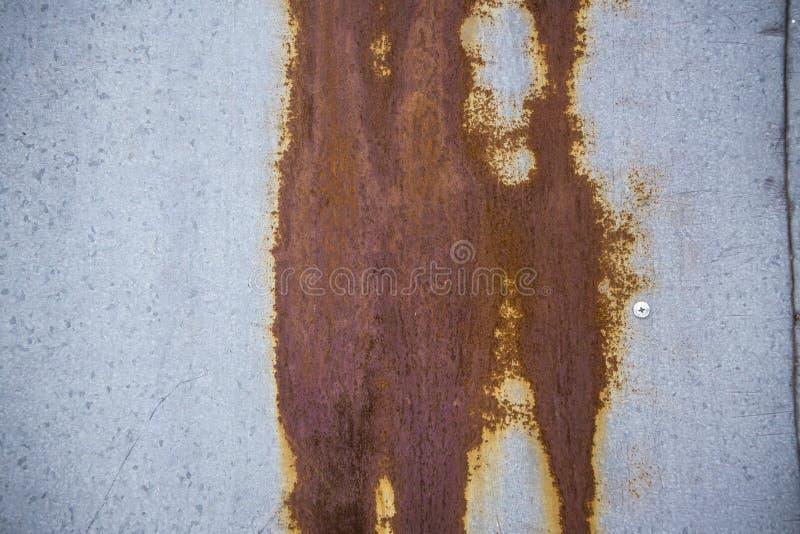 E r Fundo da textura Metal oxidado imagens de stock royalty free
