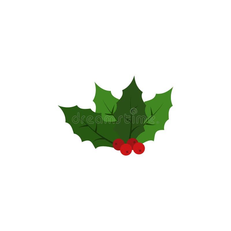 Icona a colori con impasto Elemento illustrativo di Natale e Capodanno Icona colore per la progettazione grafica di qualità Premi illustrazione di stock