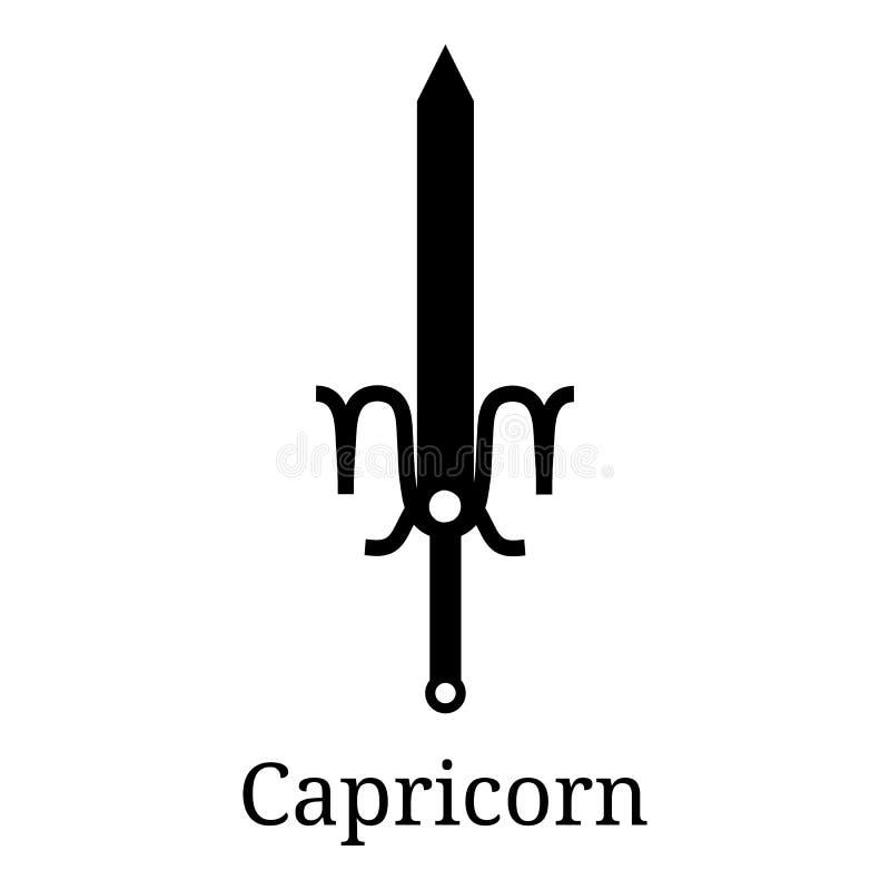 E r r Vecteur astrologique, signe d'horoscope Symbole de zodiaque illustration de vecteur