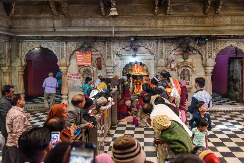 E Rajasth?n La India fotografía de archivo libre de regalías