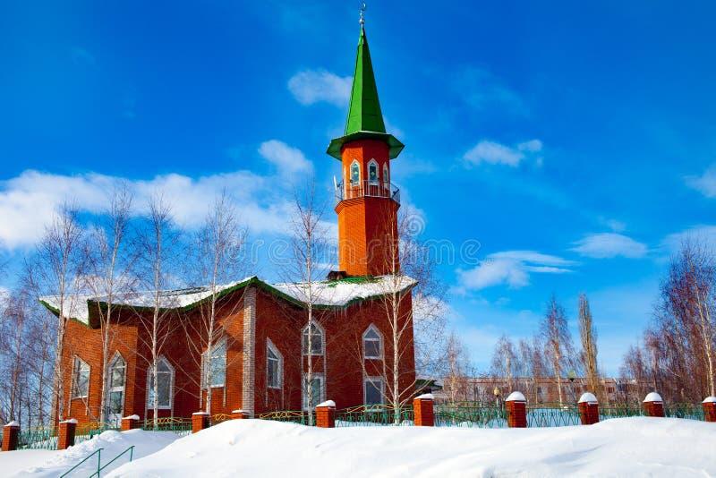 E República de Bashkortostan fotografia de stock