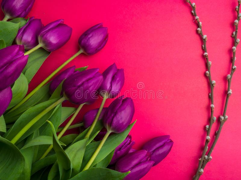 E ?? 贺卡为情人节、妇女的天和母亲节 免版税库存图片