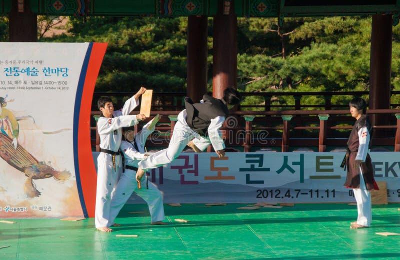 E Seoul arkivfoto