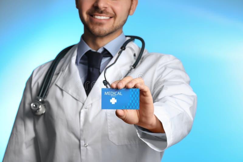 E Service de santé image stock