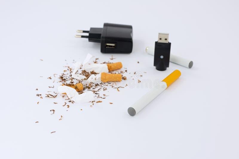 E-sigaretta immagine stock libera da diritti