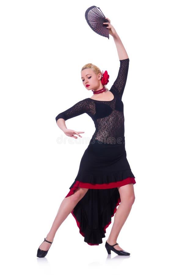 Download Żeński tancerza taniec zdjęcie stock. Obraz złożonej z tło - 31753736