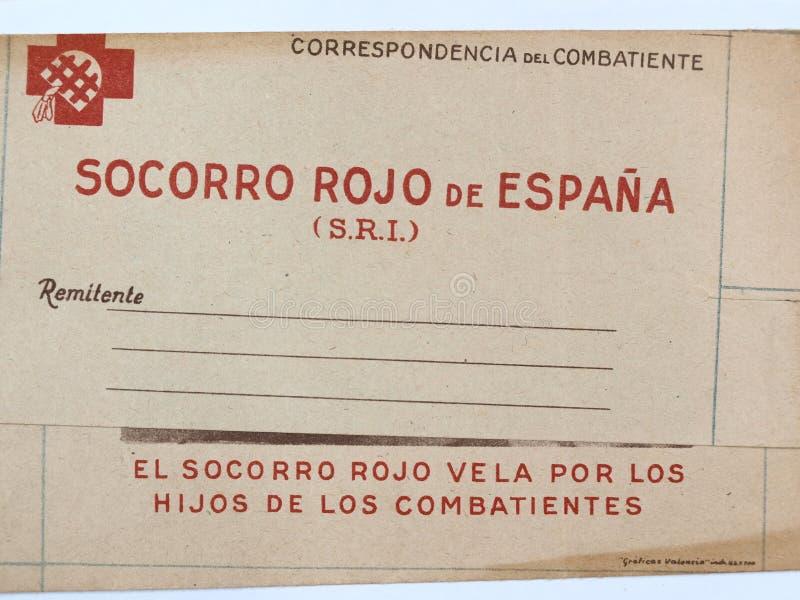 E Spanischer Bürgerkrieg 2 stockbilder