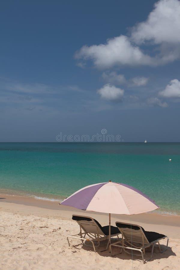 E St George ` s, Grenada royaltyfri bild