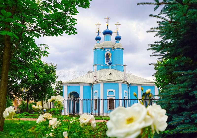 E St Petersburg fotos de archivo