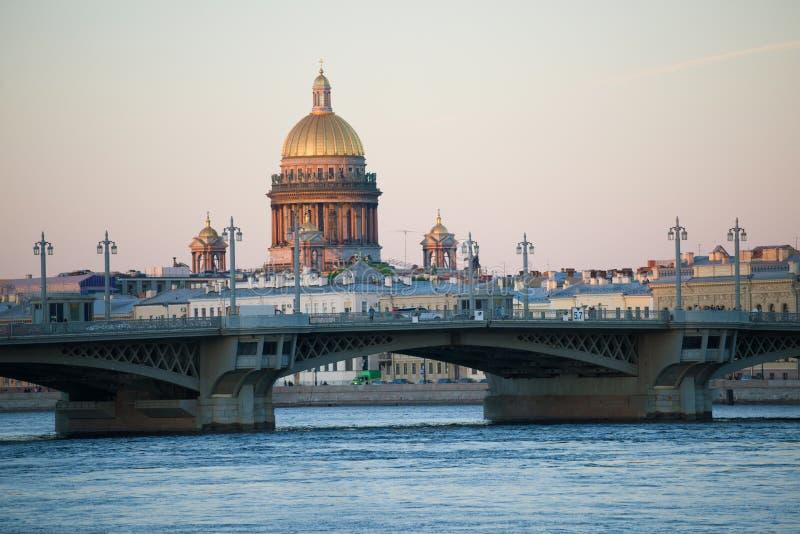 E St Petersburg, Russie image stock
