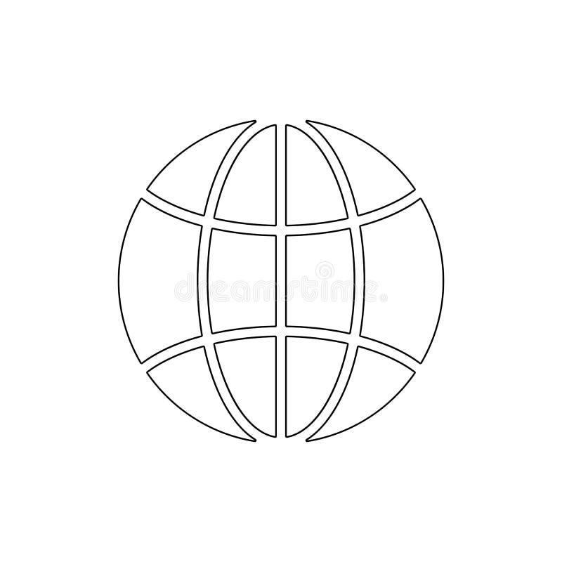 E Tecknet och symboler kan anv?ndas f?r reng?ringsduken, logoen, den mobila appen, UI, royaltyfri illustrationer