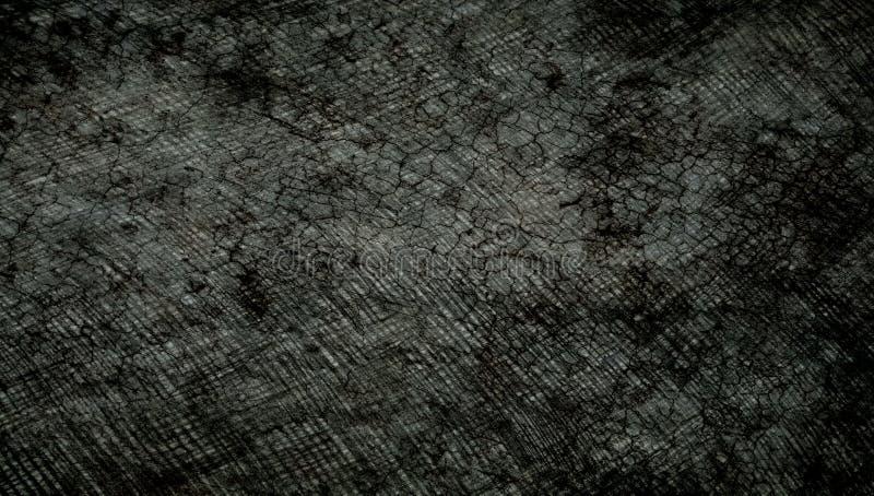 E textura de papel do fundo do grunge Papel de parede do fundo ilustração do vetor