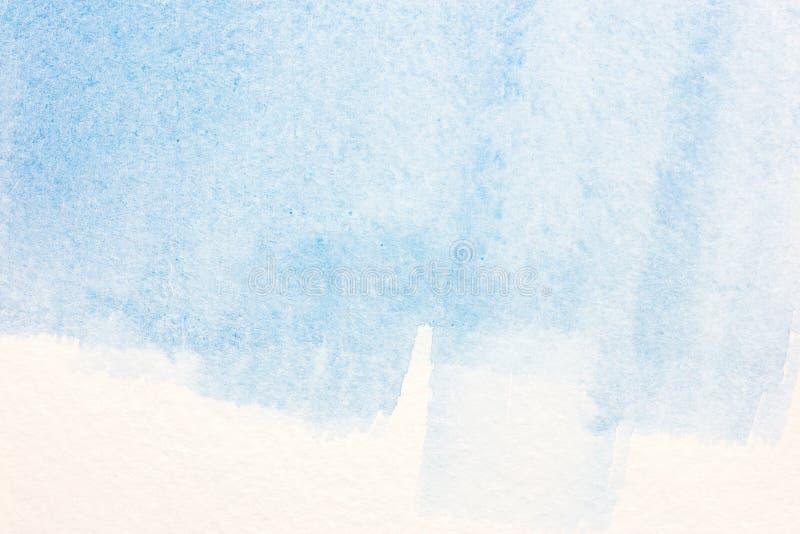 E texture d'aquarelle illustration de vecteur