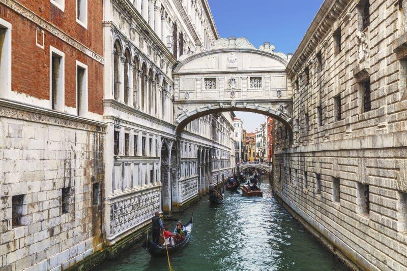 E Venedig fotografering för bildbyråer
