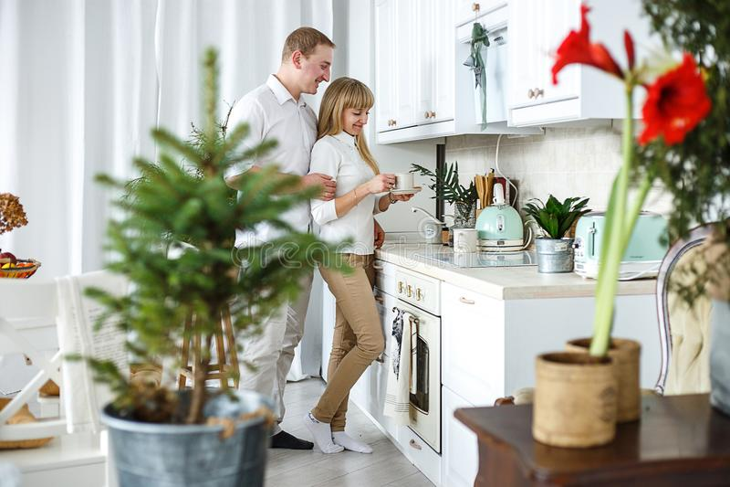 E Vorbereitung für Weihnachten lizenzfreie stockfotografie