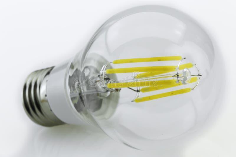 E27 6W греют белый Водить-шарик с 6 светящими ручками 1W стоковое фото