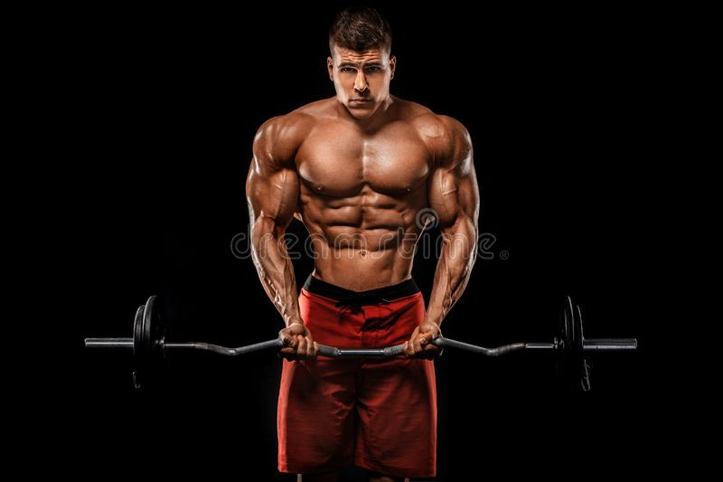 E workout fotografie stock libere da diritti