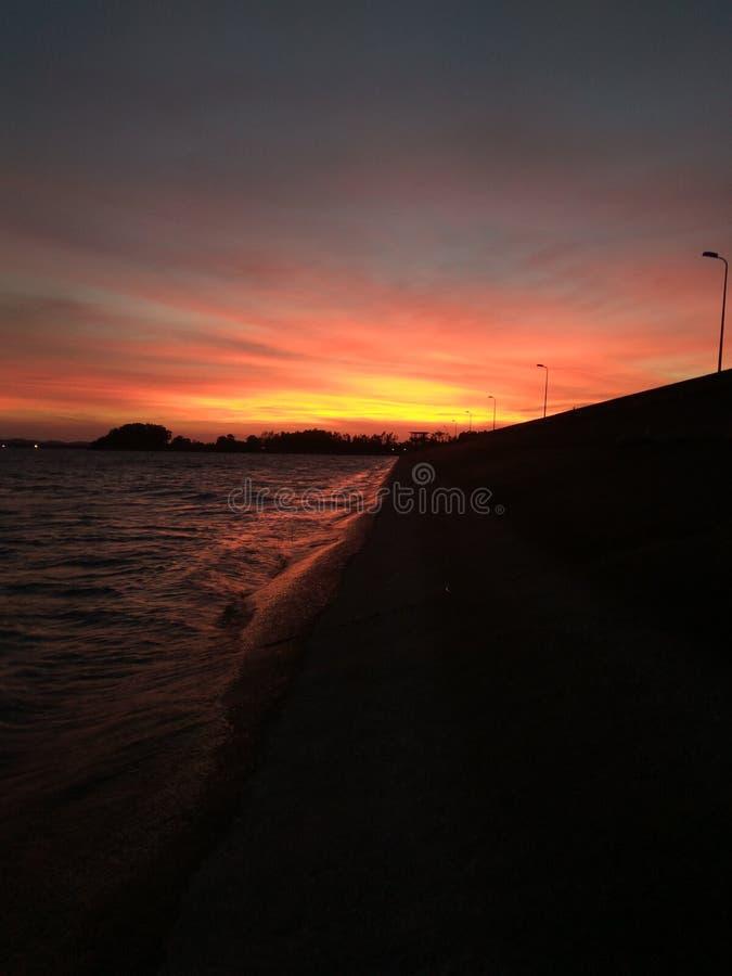 Ea Kao Lake arkivbilder