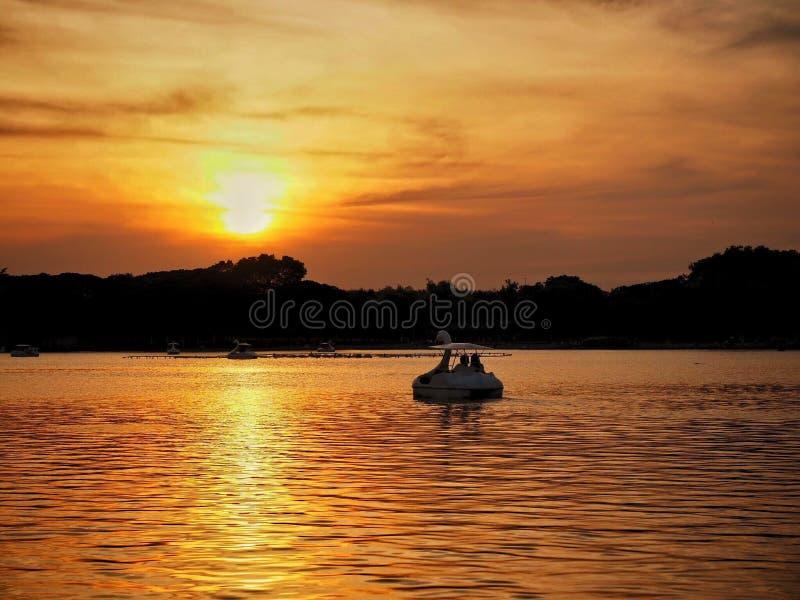 Sunrise. With each sunrise, we start a new royalty free stock image