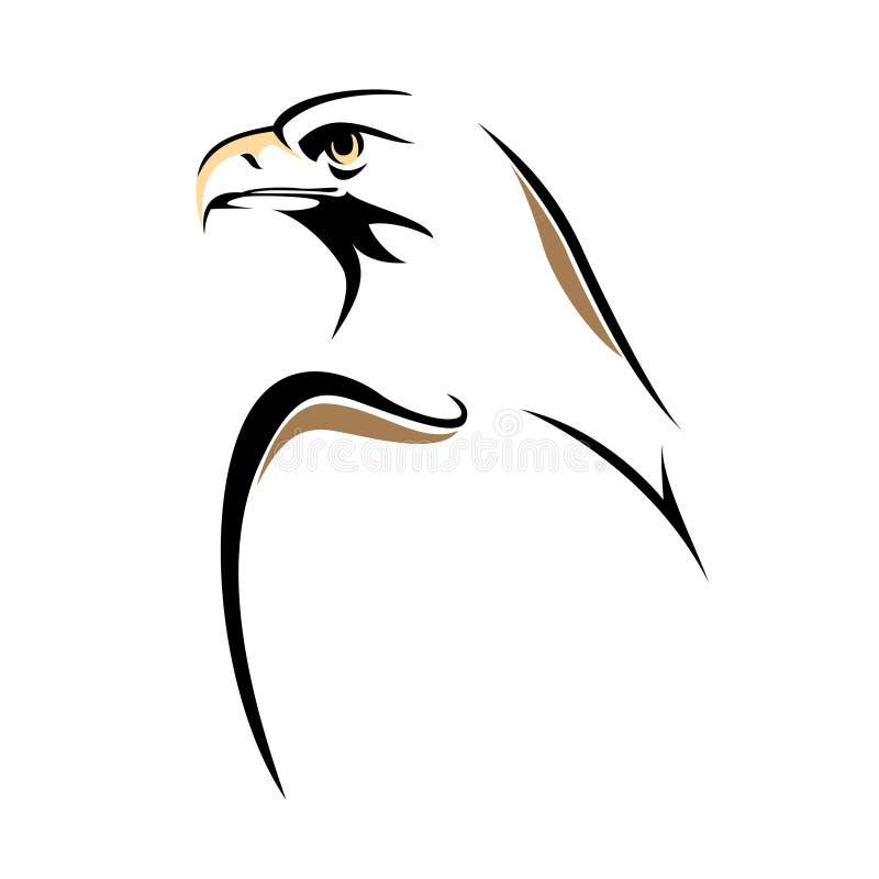 Eagle vector illustratie