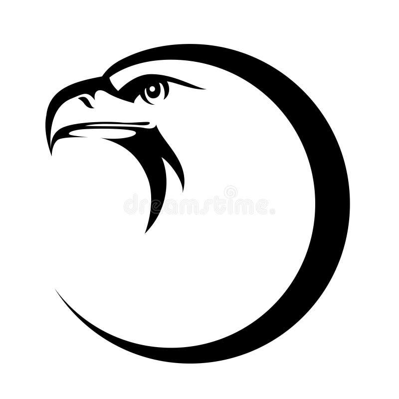 Eagle ilustração stock