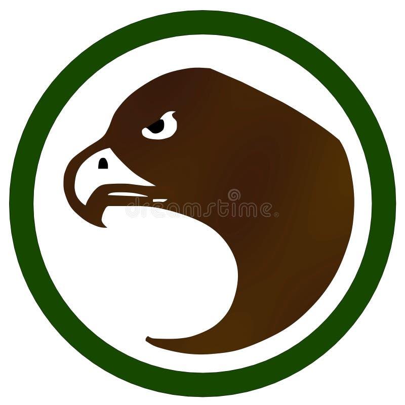 Eagle stock illustrationer