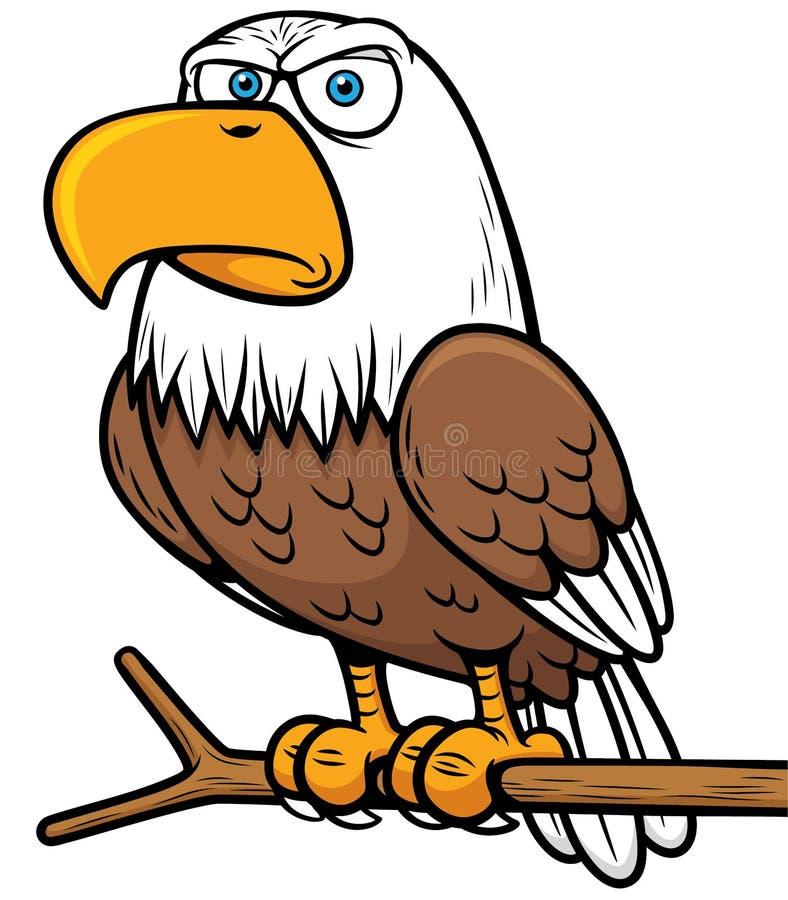 Eagle illustration de vecteur