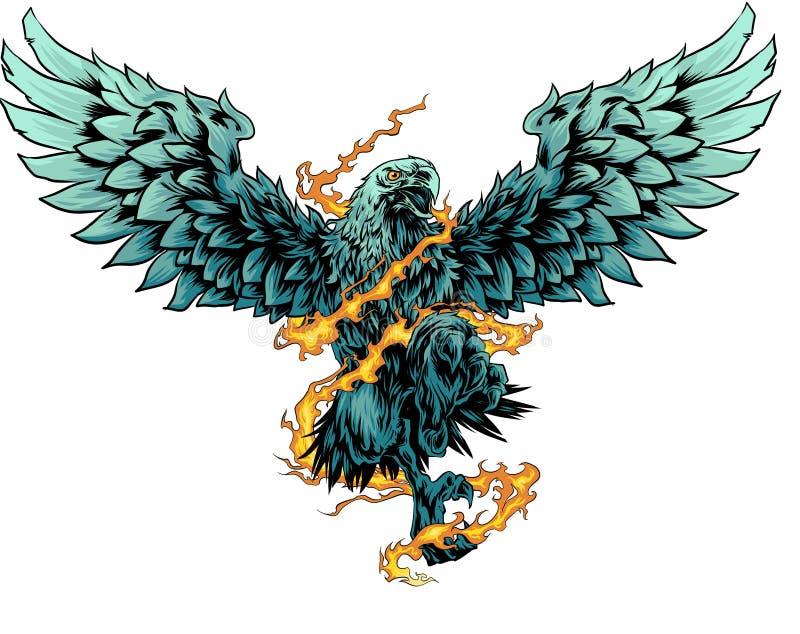 Eagle libre illustration