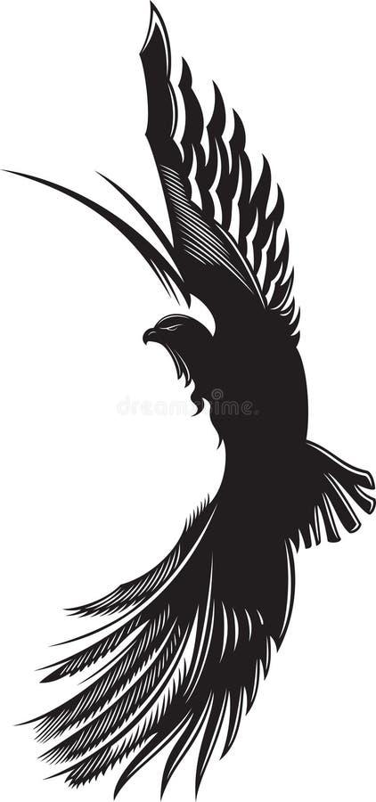 Download Eagle stock vector. Illustration of sign, bird, falcon - 9005055